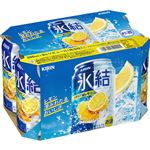 キリンビール 氷結 シチリア産レモン 350ml×6