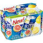 キリンビール 氷結 グレープフルーツ 350ml×6