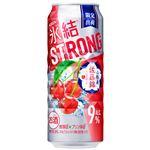 キリンビール 氷結ストロング 山形産佐藤錦 500ml
