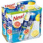 キリンビール 氷結 グレープフルーツ 500ml×6