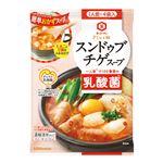 キッコーマン食品 Plus鍋スンドゥブチゲスープ 152g