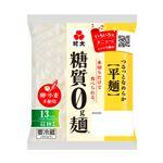 紀文食品 糖質0g麺 平麺 180g
