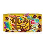 ギンビス しみチョココーン 132g(22g×6)