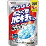 ジョンソン アクティブ酸素で落とす洗濯槽カビキラー 250g