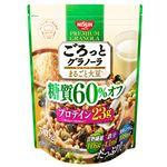 日清シスコ ごろっとグラノーラ 3種のまるごと大豆 糖質60%オフ 360g