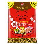 三幸製菓 三幸の柿の種福は内アソート 129g