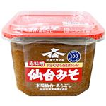 仙台味噌醤油 ジョウセン仙台みそ 750g
