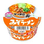 サンヨー食品 サッポロ一番 みそラーメンミニどんぶり 47g
