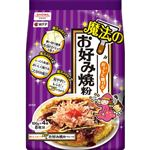 昭和産業 おいしく焼ける 魔法のお好み焼粉 100g×4袋