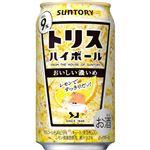 サントリー トリスハイボール缶(キリッと濃いめ)350ml