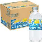 【ケース販売】サントリーフーズ 天然水スパークリングレモン 1050mlx12