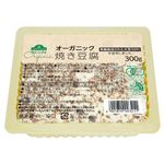 トップバリュ グリーンアイ 有機焼き豆腐 300g
