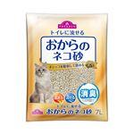 【ペット用】トップバリュ おからの猫砂 7L