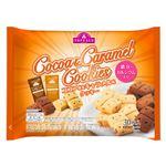 トップバリュ 鉄分・カルシウム入り ココア味&キャラメル味クッキー 30枚