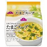 トップバリュ たまごスープ 5食入