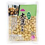 北海道 などの国内産 大豆水煮 1袋