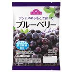 【冷凍】トップバリュ ブルーベリー 150g
