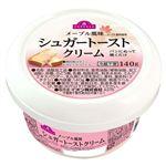 トップバリュ メープル風味 シュガートーストクリーム 140g