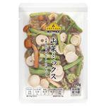 中国 などの国外産 トップバリュ ベストプライス 山菜ミックス水煮 90g 1袋