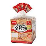 パスコ 麦のめぐみ全粒粉入り食パン 6枚入