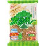 竹田製菓 麦ふぁーバニラ 16枚入