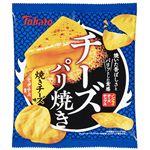 東ハト チーズパリ焼き焼きチーズ味 52g