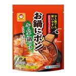 東洋水産 マルちゃん お鍋にポンッと入れるだけ キムチ鍋つゆ 30g(5gX6)