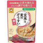 東洋水産 マルちゃん 玄米と麦のぞうすい 鯛入り 250g