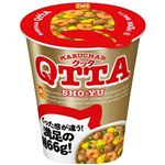 マルちゃん QTTA醤油ラーメン 78g