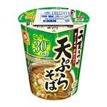 マルちゃん うまいつゆ塩分オフ天ぷらそば 72g