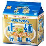 東洋水産 マルちゃん正麺 旨塩味 5食パック