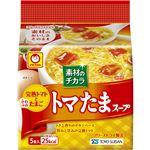東洋水産 素材のチカラ トマたまスープ 30g