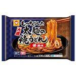 マルちゃん もっちりした太麺の焼うどん 醤油味 330g