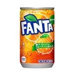 コカ・コーラ ファンタオレンジ 160ml