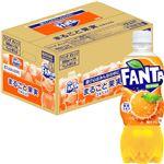 【ケース販売】コカ・コーラ ファンタ オレンジ 500ml×24