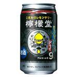 コカ・コーラ 檸檬堂 カミソリレモン 350ml