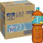 【ケース販売】コカ・コーラ やかんの麦茶 2000ml×6