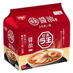 日清食品 日清ラ王 醤油 5食パック