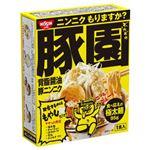 日清食品 豚園背脂醤油豚ニンニク 1箱
