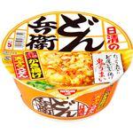 日清食品 どん兵衛 かき揚げ天ぷらうどん 97g