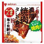 ミツカン 金のつぶ ご飯に合う濃厚焼肉タレ 40g×3