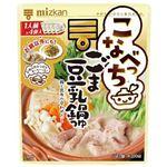 ミツカン こなべっち ごま豆乳鍋つゆ 36g×4