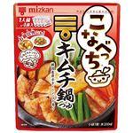 Mizkan こなべっち キムチ鍋つゆ 36g×4個入