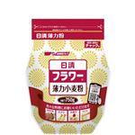 日清 チャック付フラワー(小麦粉)750g