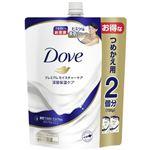 ユニリーバ・ジャパン Dove(ダヴ)ボディウォッシュ プレミアム モイスチャーケア つめかえ用 720g
