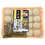 日本ハム 天津閣ふかひれ入りスープ餃子 220g