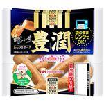 日本ハム 豊潤レンジあらびきウインナー 90g×2