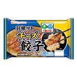 日本ハム 羽根付きチーズ餃子 162g