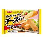 ニッスイ モッツァレラチーズ揚げ 6個(132g)