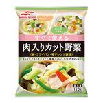 マルハニチロ 肉入カット野菜 120g